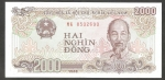 monedas del Mundo : Asia : Vietnam :  Ho Chí Minh, Presidente de la República Democrática de Vietnam