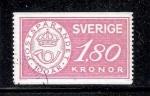 Sellos de Europa - Suecia -  100 años del Ahorro Postal