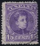 Sellos de Europa - España -  ESPAÑA 246 ALFONSO XIII