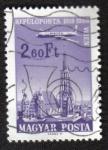 Stamps Hungary -  Viena