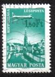 Stamps Hungary -  Copenhague