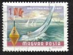 Sellos de Europa - Hungría -  Veleros en Balatonalmádi