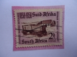 Stamps : Africa : South_Africa :  Suid Afrika - South Africa