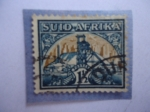 Stamps : Africa : South_Africa :  Sudáfrica Scott/52a)-Posseel - Suid Afrika - South Africa