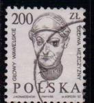 Sellos de Europa - Polonia -  Glowy Wawelskie