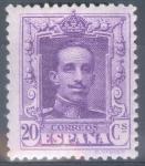 Sellos de Europa - España -  ESPAÑA 316 ALFONSO XIII TIPO VAQUER