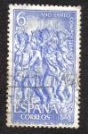 Sellos de Europa - España -  Año Santo Compostelano