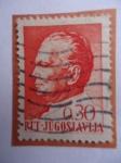 Stamps Europe - Yugoslavia -  Scott/Yugoslavia:927 - Mariscal Josip Broz, Tito¨