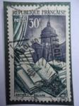 Sellos de Europa - Francia -  Edition et Reliure
