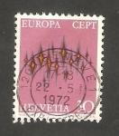 Stamps : Europe : Switzerland :  899 - Europa Cept