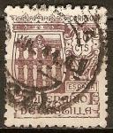 Sellos de Europa - España -  Milenario de Castilla.