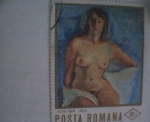 Stamps Europe - Romania -  iosif iser-nud