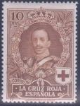 Stamps Spain -  ESPAÑA 337 PRO CRUZ ROJA ESPAÑOLA