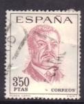 Sellos de Europa - España -  ruben dario- centenario