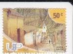 Stamps Argentina -  UP -calle de Irulla Salta