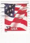 Stamps United States -  Bandera estadounidense