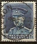 Sellos de Europa - Bélgica -  Albert I.