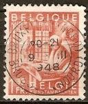 Sellos de Europa - Bélgica -  Promoción de las exportaciones - Arte Industrial.