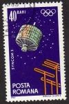 Stamps Romania -  Symcom3