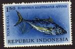 sello : Asia : Indonesia : Tongkol