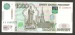 monedas de Europa - Rusia -  Príncipe Yaroslav I el Sabio, y capilla en el Kremlin de Yaroslav