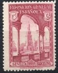 Sellos de Europa - España -  ESPAÑA 436 PRO EXPOSICIONES DE SEVILLA Y BARCELONA