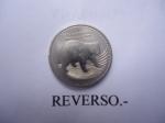 monedas del Mundo : America : Colombia :  República de Colombia-Oso de Anteojos-$50