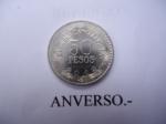 monedas del Mundo : America : Colombia :  República de Colombia-$50