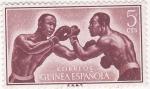 Stamps Equatorial Guinea -  Deportes - Boxeo