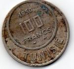 monedas de Africa - Marruecos -  tunise frances