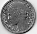 monedas de Europa - Francia -  liberte egalite fraternite