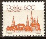 Sellos del Mundo : Europa : Polonia : Towns. Legnica, 1744