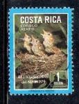 Sellos de America - Costa Rica -  Año internacional del Niño