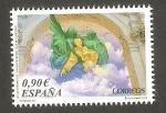 Stamps Spain -  35 anivº de la muerte de San José de Copertino