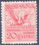 Stamps Spain -  ESPAÑA 454 PEGASO