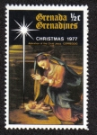 Sellos de America - Granada -  Navidad