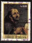 Sellos del Mundo : America : Bolivia : San Pedro de Alcantara
