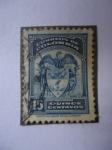 Sellos de America - Colombia -  Escudo Nacional - Correos de Colombia.
