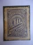 Stamps Colombia -  Correos Nacionales-Números