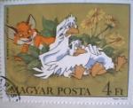 Stamps Hungary -  pannonia filmstudio