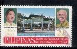 Stamps : Asia : Philippines :  Año de amistad entre Filipinas y China, 1966-1967
