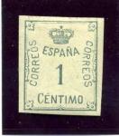Sellos de Europa - España -  Corona y Cifra