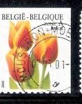 Sellos del Mundo : Europa : Bélgica : Tulipanes