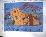 Stamps : Europe : Hungary :  pannonia filmstudio