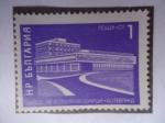 Stamps : Europe : Bulgaria :  Postal