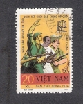 Stamps : Asia : Vietnam :  Conferencia Tricontinental