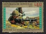 Sellos del Mundo : America : Honduras :  Año de La Soberanía Nacional
