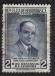 Sellos del Mundo : America : Honduras : Presidente Julio Lozano Díaz (1885-1957)