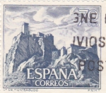 Stamps : Europe : Spain :  Castillo de Monteagudo - Murcia-  (5)