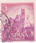Sellos de Europa - España -  Castillo de Almansa -Albacete-  (5)